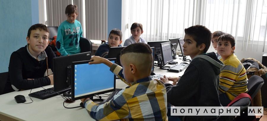ИНТЕРВЈУ: Македонија – земја на млади информатички таленти