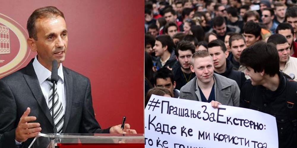 Нема договор помеѓу средношколците и МОН