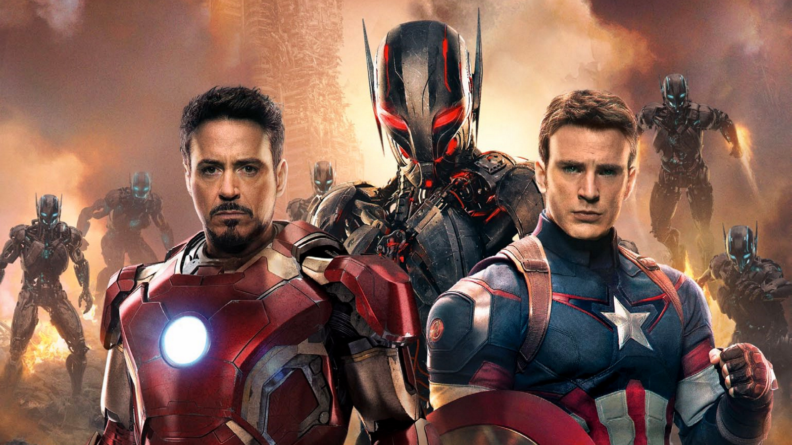 "ФХ3Х дел од ""Avengers: Age of Ultron"""