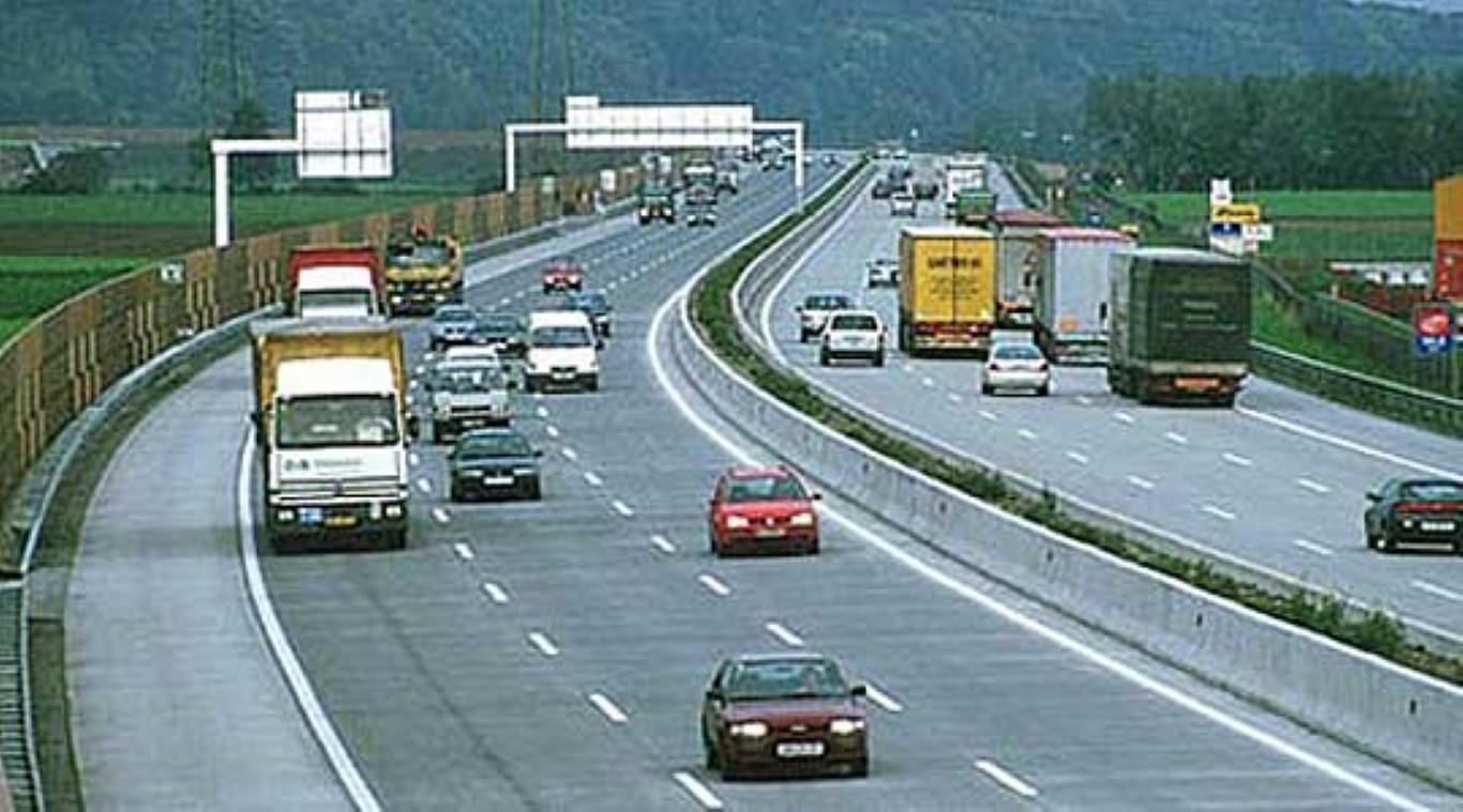 Фреквентен сообраќајот надвор од градските средини