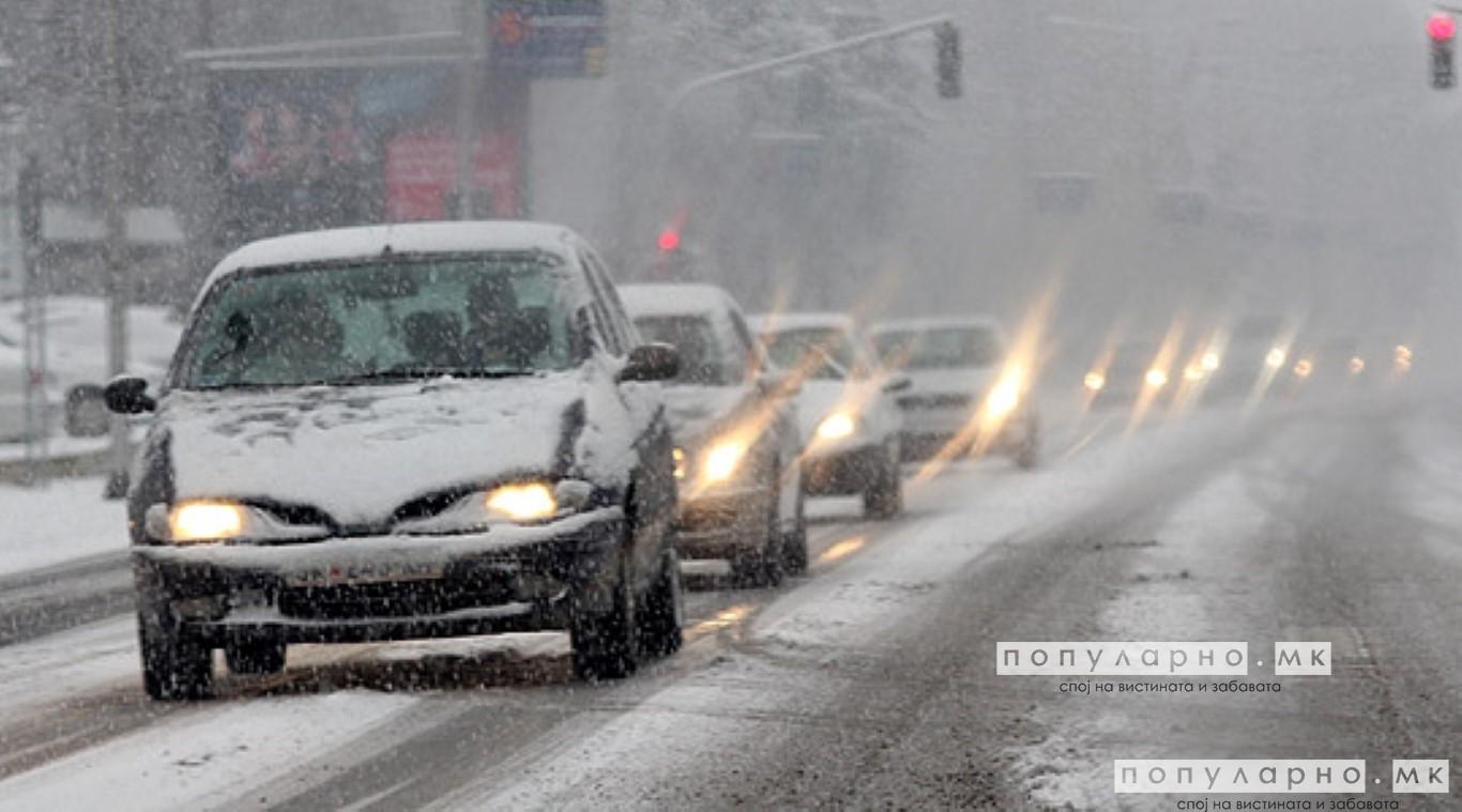 На Маврово оспособен патот за автомобили, за камиони се уште е забрането