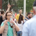 Низ објективот: Жестоки протести и демонстрации пред Владата