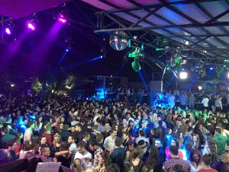 """Овој петок уникатна """"Miami VIP"""" забава со огномет во летниот клуб XL"""