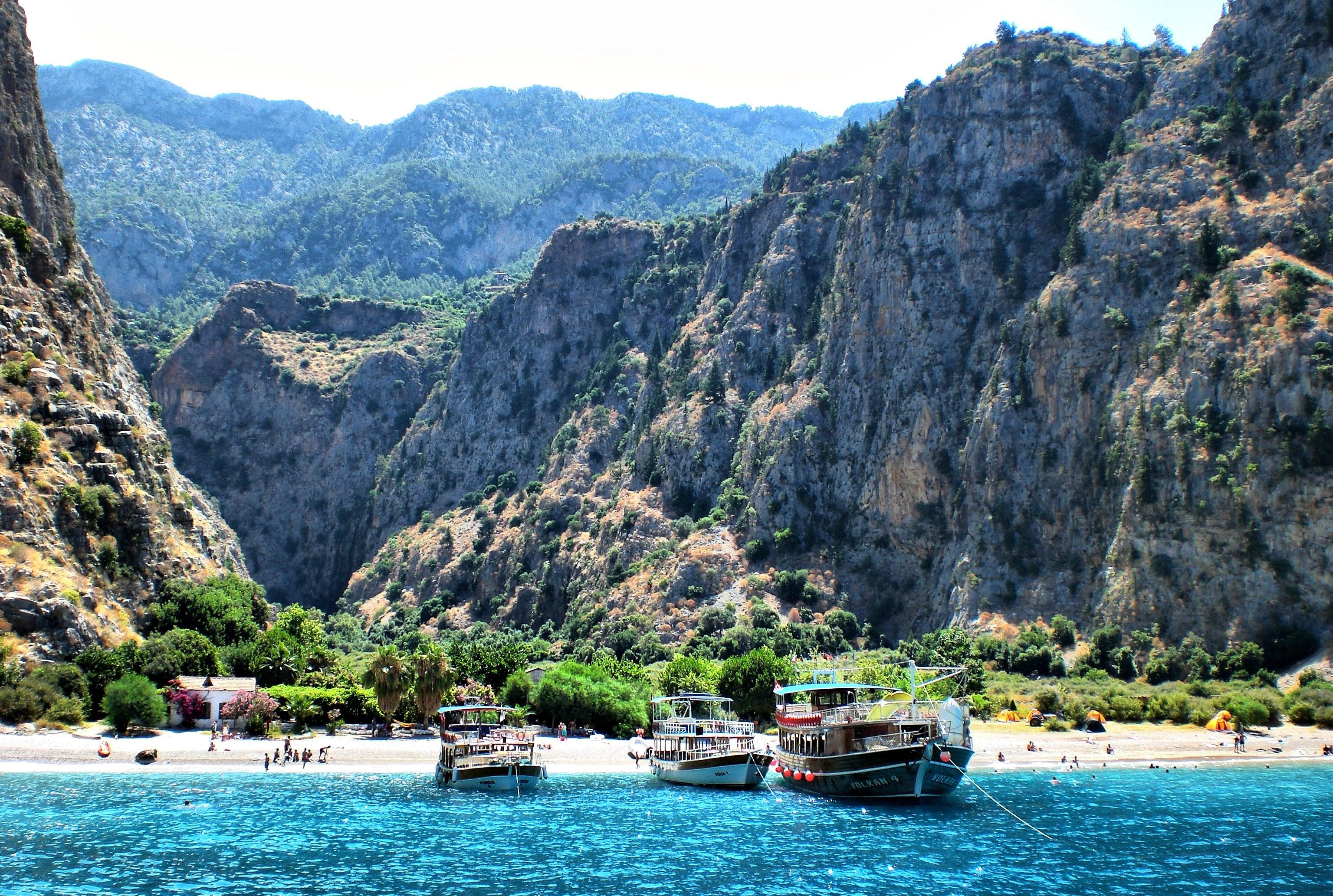Убавина од која застанува здивот: Долина на пеперутките во Турција
