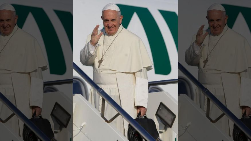Папа Франциско во посета на Сараево