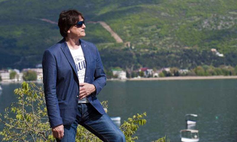 """Здравко Чолиќ: """"Нема место на планетата Земја кое може да ми го замени Охрид!"""""""