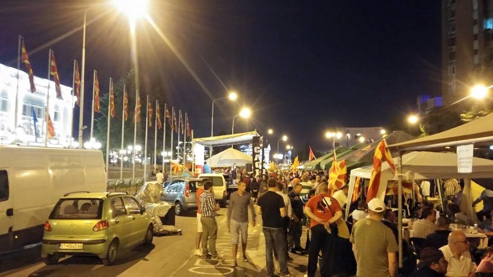 """Заев: """"Кампот на слободата ја постигна целта!"""""""