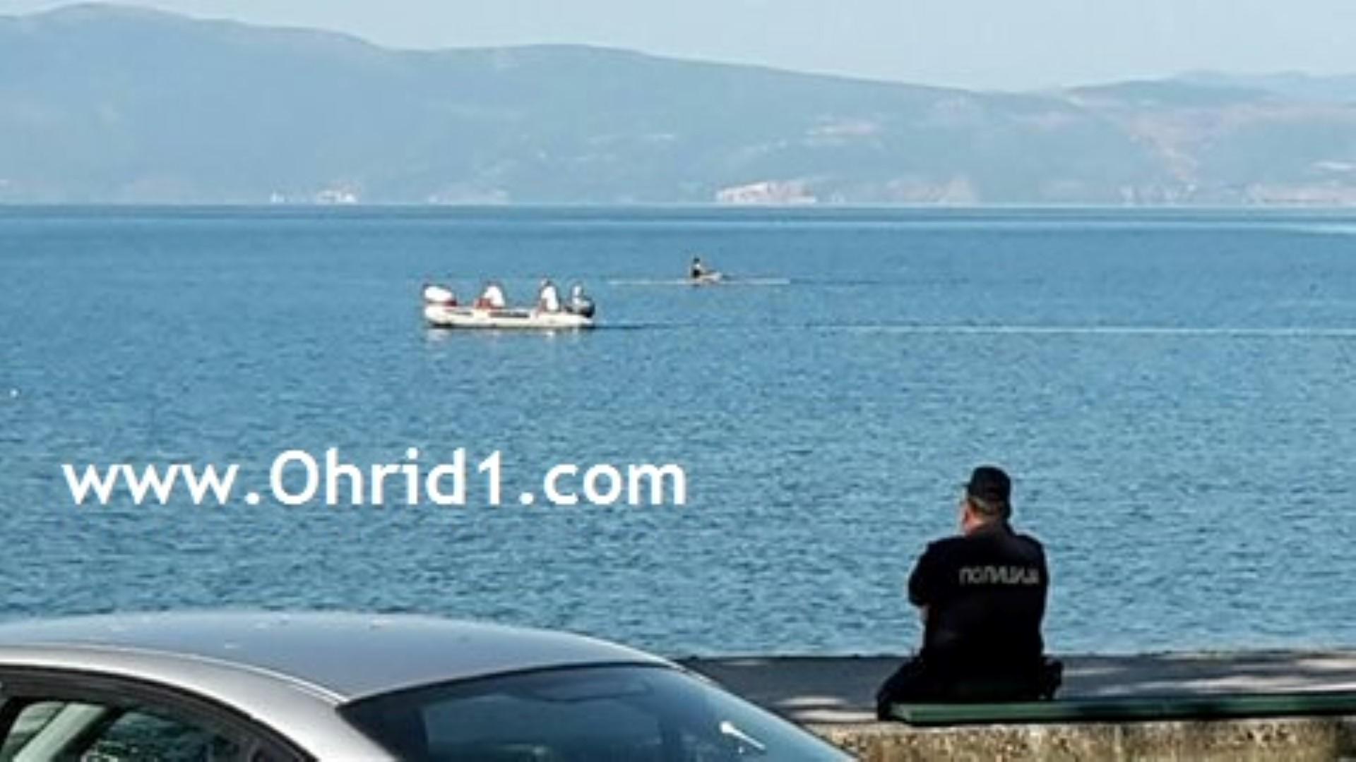 Драма во Охрид: Жена се фрлила во езерото во обид да се самоубие