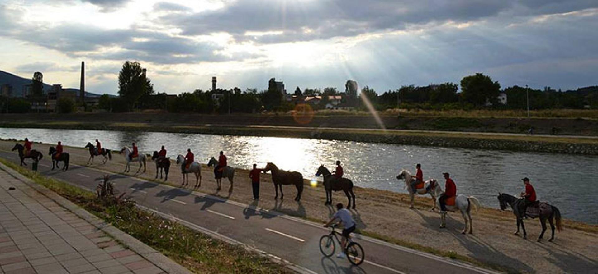 Коњаниците в понеделник тргнуваат за Крушево