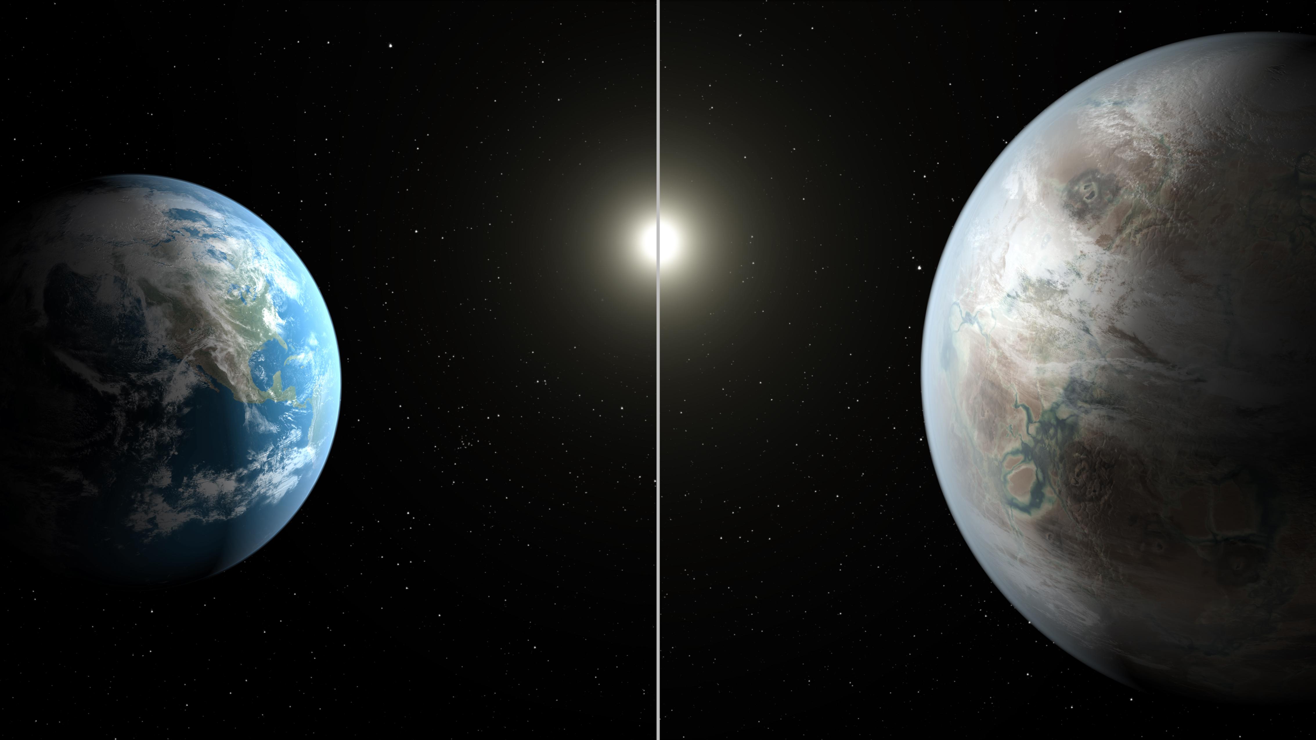 """НАСА откри """"втора"""" планета Земја"""