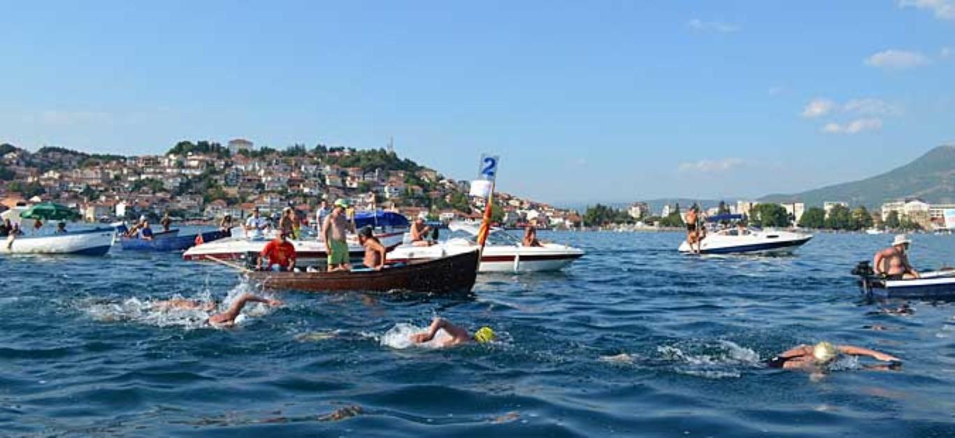 Пријавени 24 пливачи за 29-тиот Охридски пливачки маратон