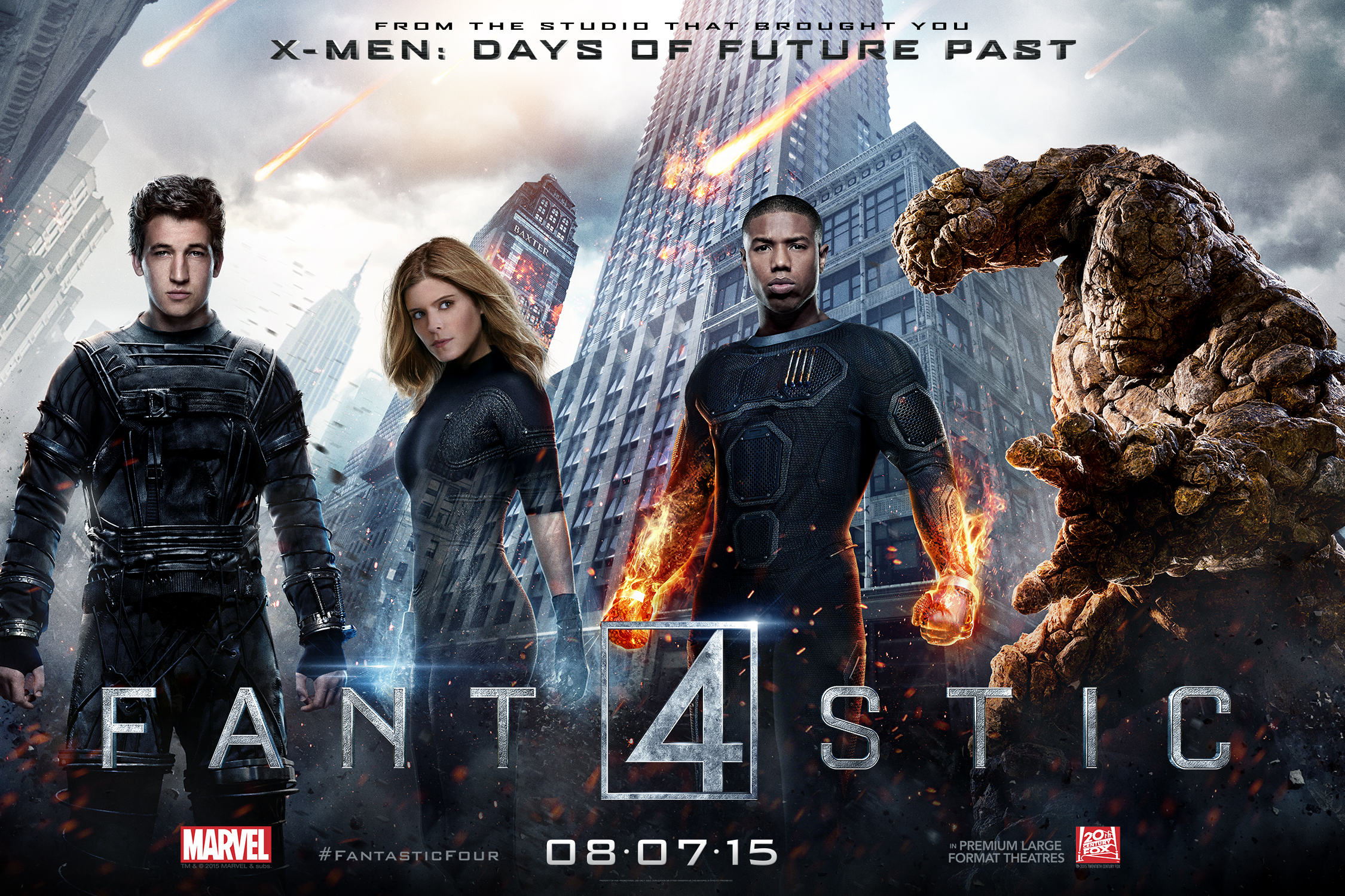 "ФХ3Х дел од Марвеловиот ""Fantastic Four"""