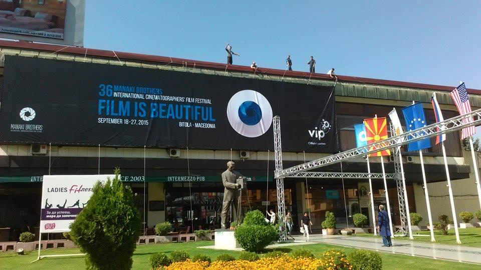 """Битола започнува да живее во филмската магија: Утре започнува фестивалот """"Браќа Манаки"""""""