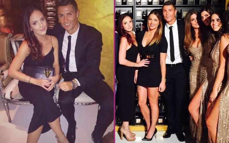 Кристијано Роналдо повторно во врска со многу привлечна манекенка