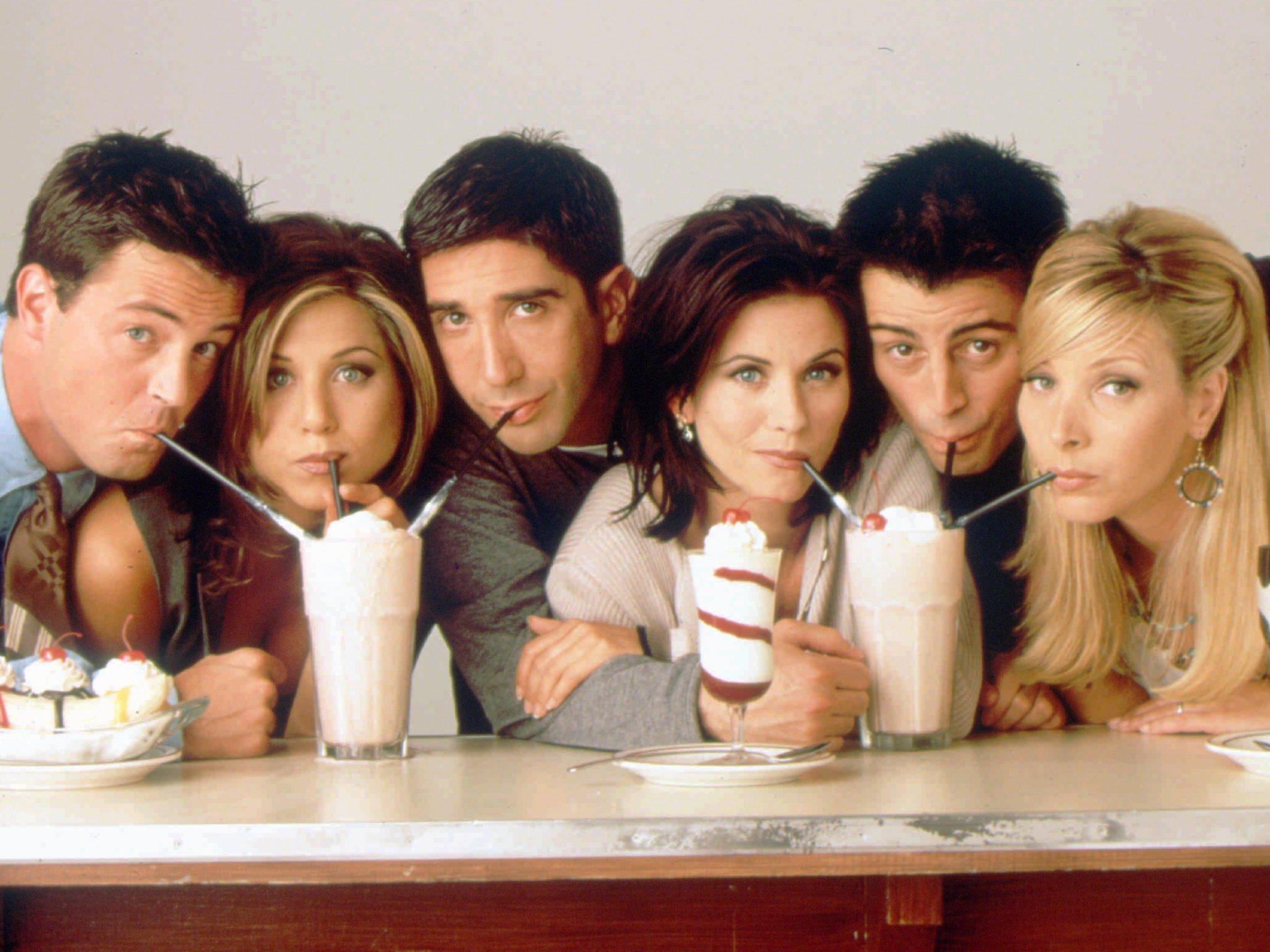 """""""Пријатели"""" најдобра телевизиска серија на сите времиња"""