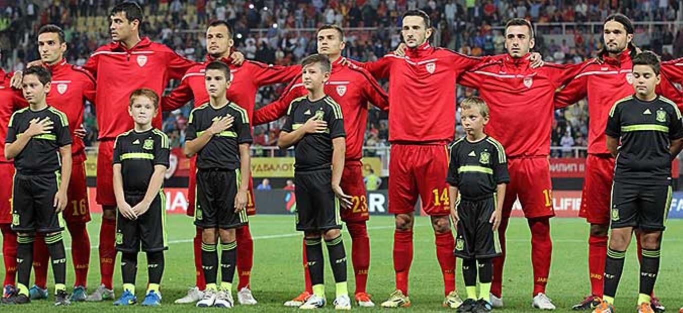 Голем пад за Македонија на ФИФА ранг листата