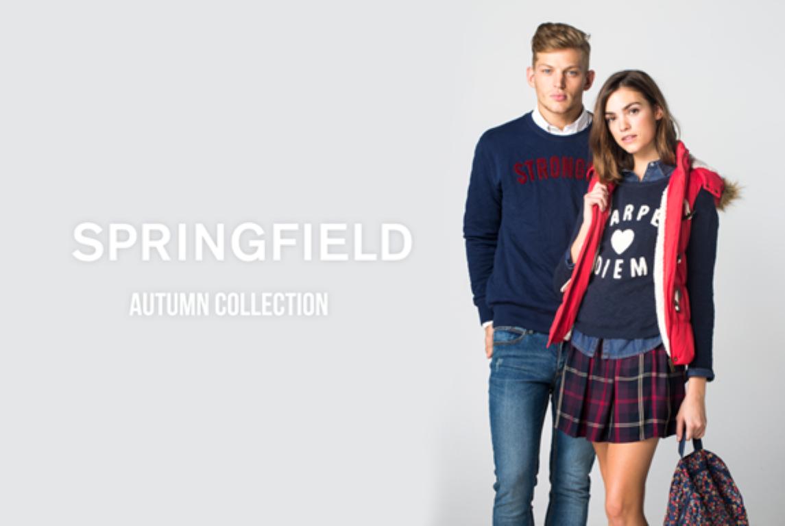 ФОТОГАЛЕРИЈА: Заљубете се во новата есенска колекција на Springfield!
