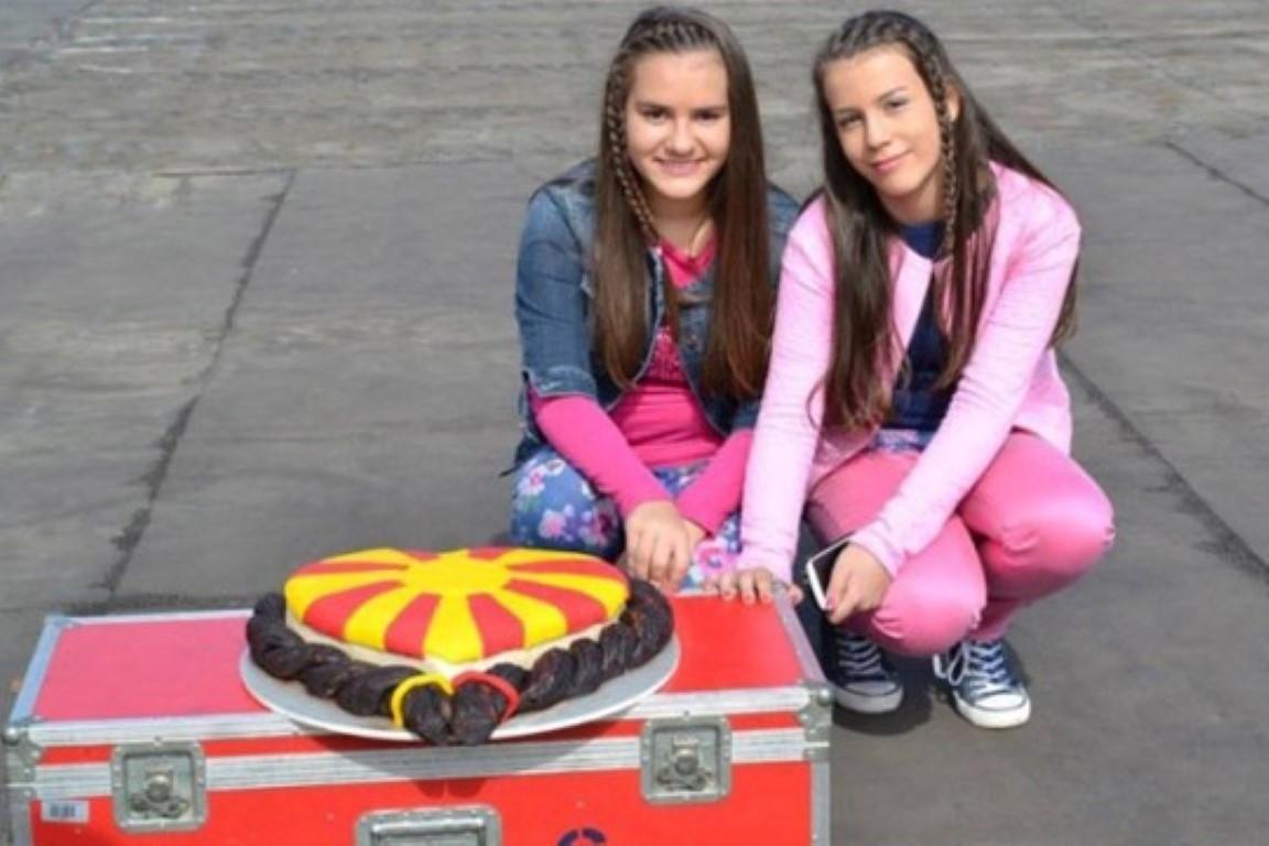 Ивана и Магдалена ќе настапат 9. на детскиот Евросонг во Софија