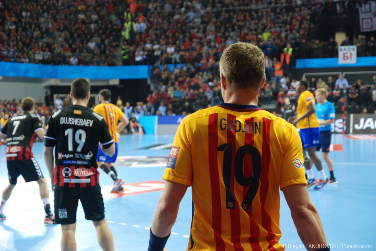 ФОТОГАЛЕРИЈА: Вардар пропушти шанса да ја победи Барселона