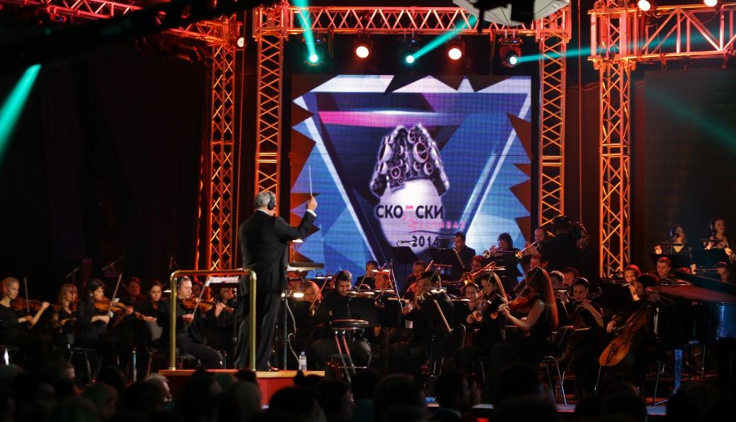 Скопски фестивал 2015: На 25-метарска бина в четврток 18 натпреварувачи ќе се борат за 22.000 евра