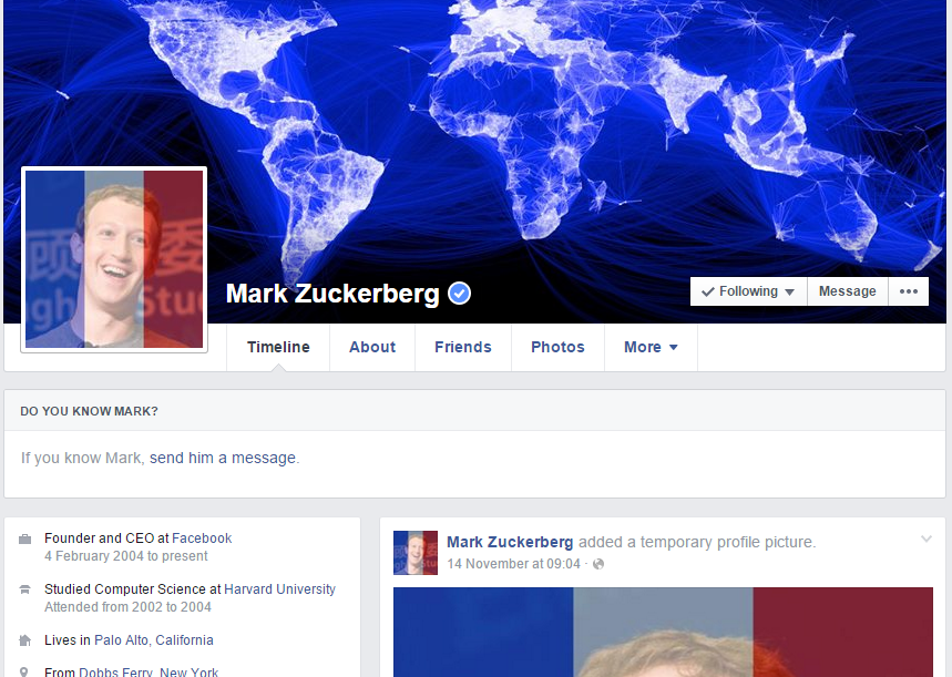 На Фејсбук никој не може да го блокира Марк Цукерберг