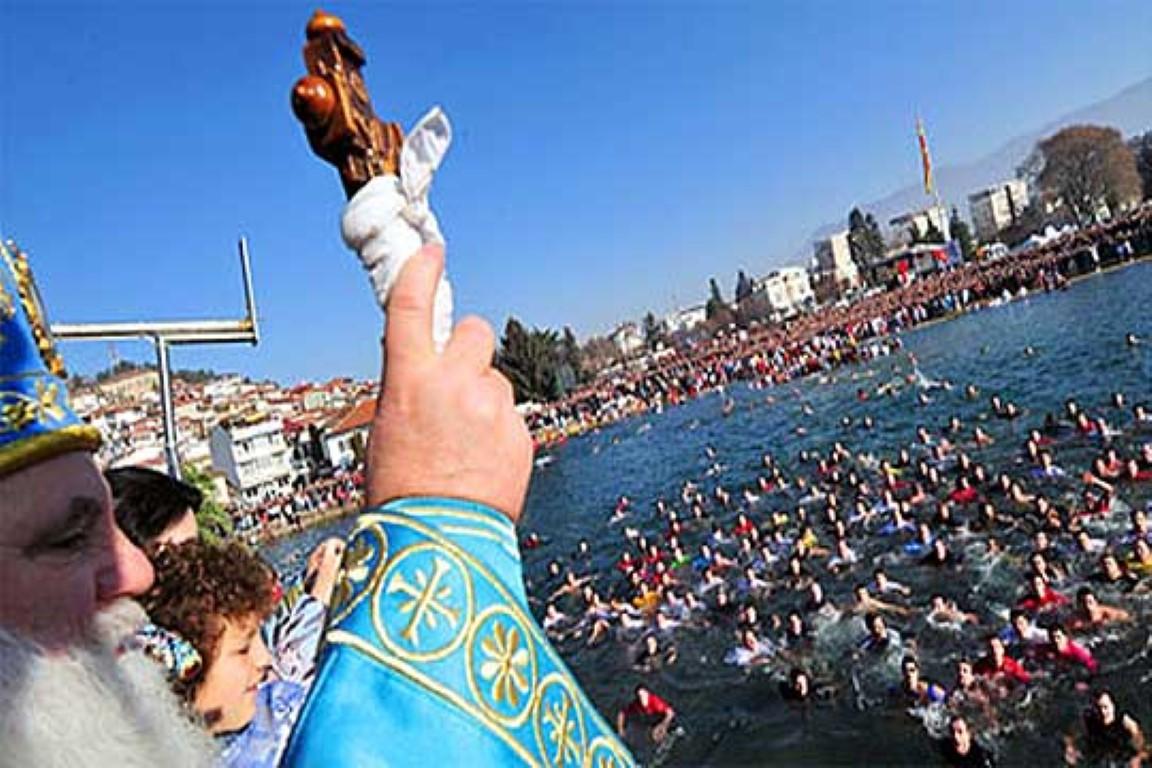 """""""Богојавление"""" се откажува од организацијата на Водици во Охрид"""