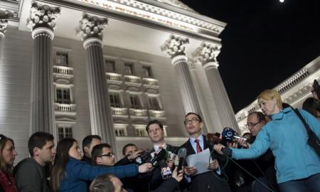 Бејли: Услови за одржување избори на 24 април нема - одлуката е на Собранието