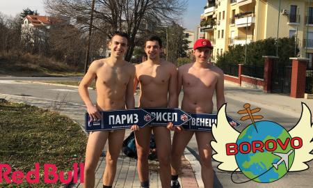ВИДЕО: Со лименки Ред Бул ќе ја прошетаат Европа - да им помогнеме на Марко, Борис и Волхан