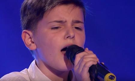 Тажна песна во феноменална изведба на Марко Бошњак (ВИДЕО)