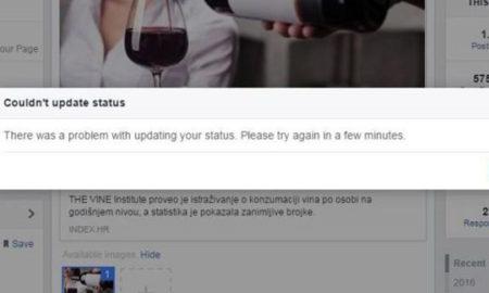 Проблеми со Фејсбук: Стотици корисници блокирани со часови, се уште нема решение