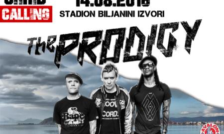 The Prodigy на 14 август со свој open air концерт во Охрид