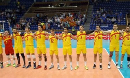 Македонија го загуби финалето во одбојкарската Европска лига