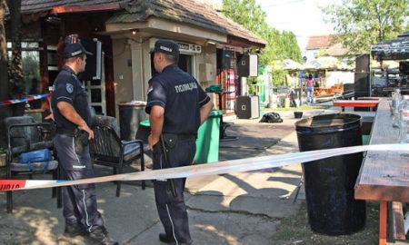 Петкратно убиство во кафуле кај Зрењанин, најмалку 20 лица ранети (ВИДЕО)
