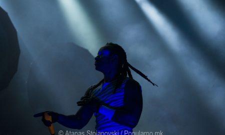 """МУЗИЧКА ЕКСПЛОЗИЈА: Со настапот на """"Д Продиџи"""" заврши првото издание на """"Охрид колинг"""" (ФОТОГАЛЕРИЈА)"""