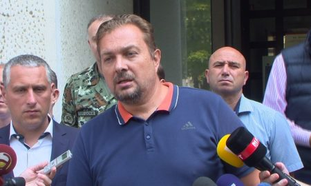 Ромевски: Се случи феномен - невремето застана над Скопје!