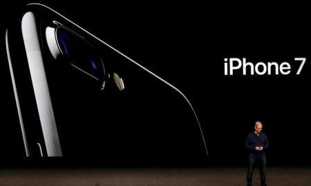 АЈФОН 7 МАНИЈА: Претставен новиот модел на најпопуларниот мобилен телефон во светот (ФОТО)