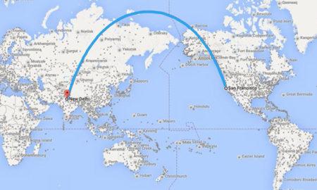 Најдолг непрекинат лет на патнички авион во светот (ФОТО)