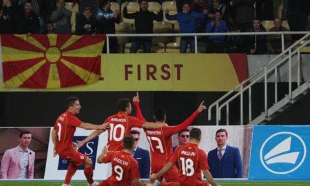 МАКЕДОНИЈА Е ГОРДА: Младите фудбалери се пласираа на Европското фудбалско првенство