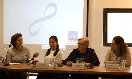 Авон донираше за помош на жените жртви на семејно насилство во Македонија