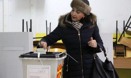 Приведено едно лице поради изборни нерегуларности