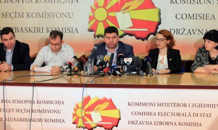 ДИК: ВМРО-ДПМНЕ 452.709, СДСМ 436.469