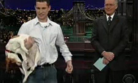 РАСПОЛОЖЕНИЕ НА ДЕНОТ: Кучето Бејли глуми дека е мртво (ВИДЕО)