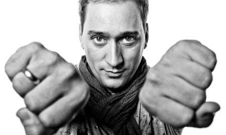 Пол Ван Дајк доаѓа во Скопје!