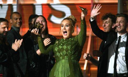 """ЈА СКРШИ НАГРАДАТА НА ДВА ДЕЛА: Адел апсолутен победник на овогодинешните """"Греми"""" награди"""