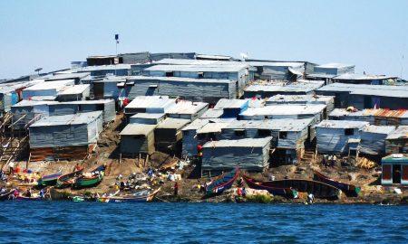 Мигинго - најнаселениот остров на светот