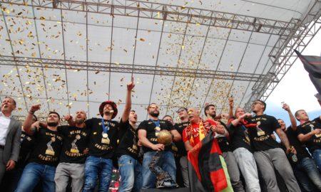 РАУЛ ГОНЗАЛЕЗ: И следната година ќе бидеме прваци! (ФОТОГАЛЕРИЈА)
