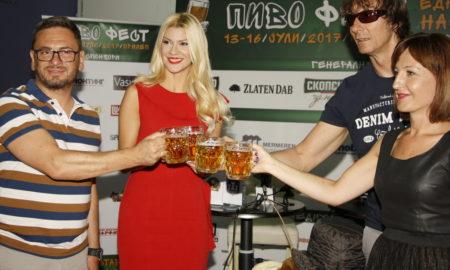 """ЗАБАВАТА СЕ СЕЛИ ВО ПРИЛЕП: Денеска започнува """"Пиво фест 2017"""" (ФОТОГАЛЕРИЈА)"""