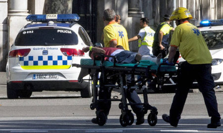 Најмалку 13 загинати во терористички напад во Барселона