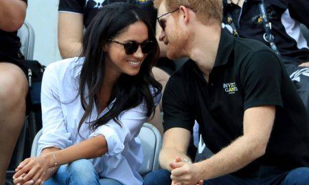Принцот Хари и Меган Маркл првпат во јавност како двојка