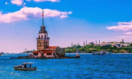 Истанбул е еден од десетте најпосетени градови во светот